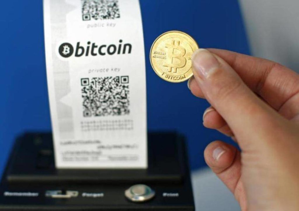 Bitcoin криптовалюта кошелек