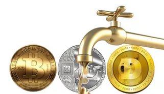 Краны криптовалют