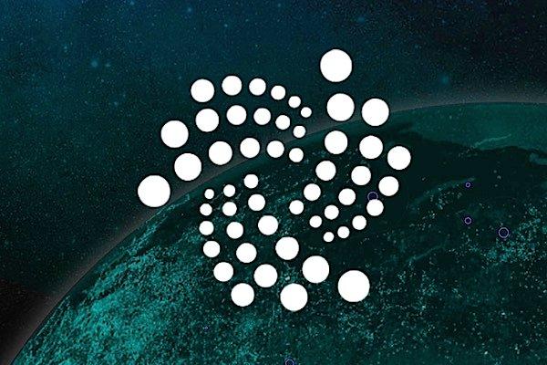 Логотип iota криптовалюты