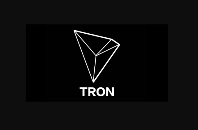 Логотип trx криптовалюты