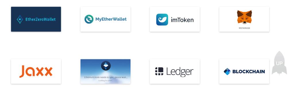 ETZ криптовалюта кошелек