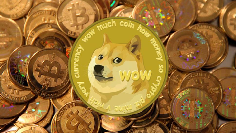 Шутливая криптовалюта