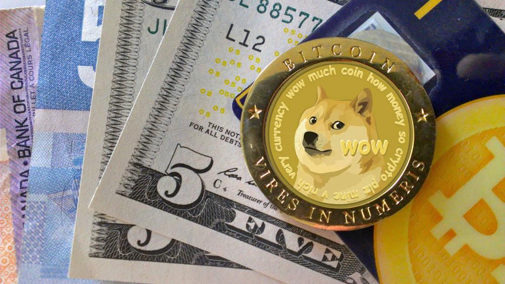 Doge криптовалюта