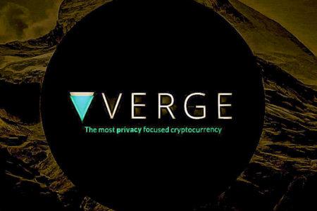 verge криптовалюта майнинг